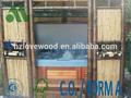 Hot tub bambou, pavillon/hot tub gazebo./maison en bambou pour spa