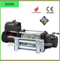 car winch X9500 12V DC/24V DC 9500lbs