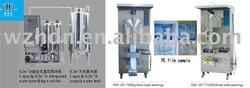 sachet water machine (sachet filling machine,sachet packing machine)