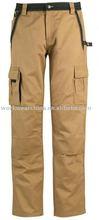 Khaki Workwear trousers