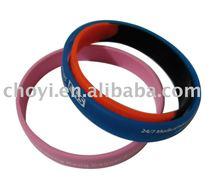 cheap silicone wrist strap