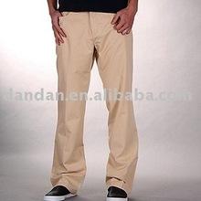 2012 men's cotton/spandex trousers