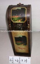 wine bottle bucket, wooden barrel, wine storage case