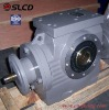 KC series right angle helical-bevel gear box