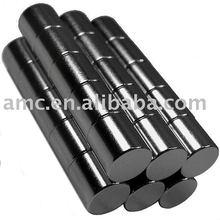 Magnete al neodimio/cilindro terre rare