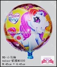 helium quality cartoon balloon