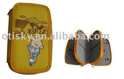 Children school pencil case, school pen bag