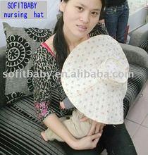 Enfermagem amamentação chapéu