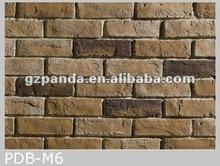 Man-Made Brick--Culture Stone