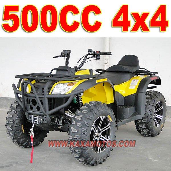 4x4 500cc 4 Wheeler
