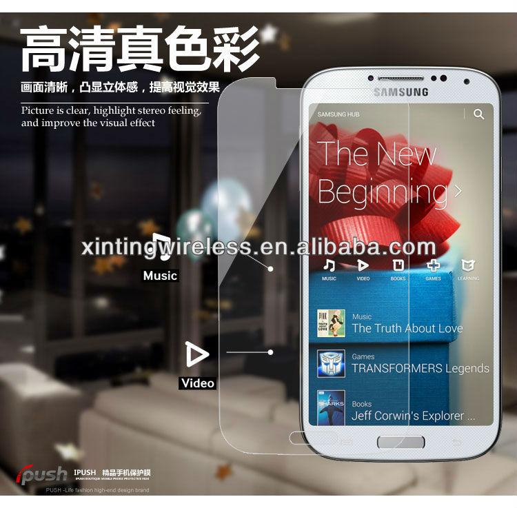 Téléphone mobile protection d'écran pour samsung galaxy s4
