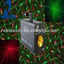twinkling laser light