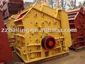 Alta eficiência secundário esmagamento unidade triturador de impacto para minério de manganês projeto