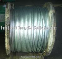 zinc coated steel wire