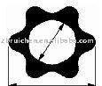 special sizes high borosilicate glass tube 3.3