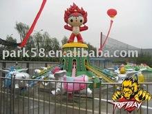 amusement park rides equipment Flying elephant