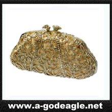High quality new design metal purse