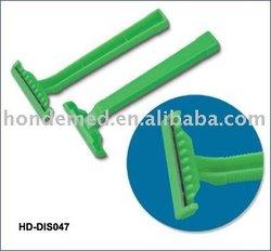 HD-DIS047 disposable single edge and double blade razor