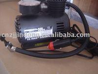 100% factory selling of car 12v auto 300psi mini air compressor