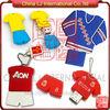 football jersey pen drive gift sportswear Silicon USB Flash Drive sports souvenir usb drive gift