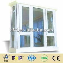 Hot Sale pvc sliding glass window