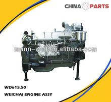 Diesel engine(WD12) 2 cylinder diesel engine