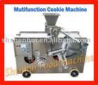 wire cut and deposit cookie machine