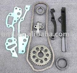83-89 Nissan Pickup Z24 2.4 SOHC Timing Chain Kit