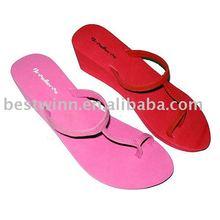 new design wedge EVA slipper