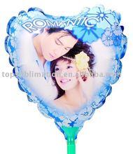 HOT!!! DIY photo balloon/Magic photo balloon-A3 paper 28cm
