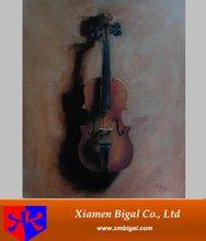 handmade violin drawings of decorative art