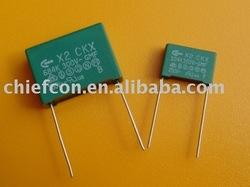 CKX capacitors MPP film