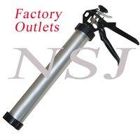 Sealant Gun. 600ml Aluminum Caulking Gun, Caulking gun, sausage gun for 600ml sausage sealants