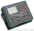 Dit5104 - numérique isolation testeur de résistance / résistance d'isolement testeur de résistance d'isolement