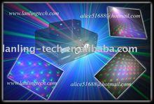Galactic Mood Beam Firework Twinkling laser mix Led light RGB background-L6868RGY