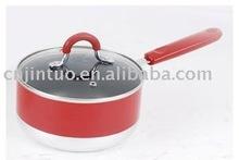 Aluminum Non-Stick Saucepan