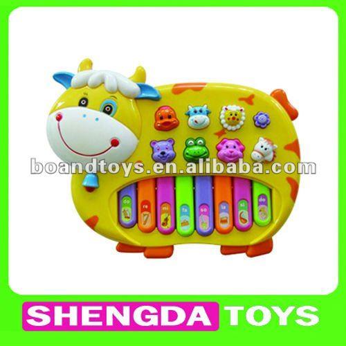 16 keyboard cow electrinic