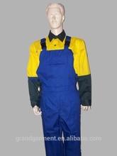 Navy Blue Work Bib Overalls