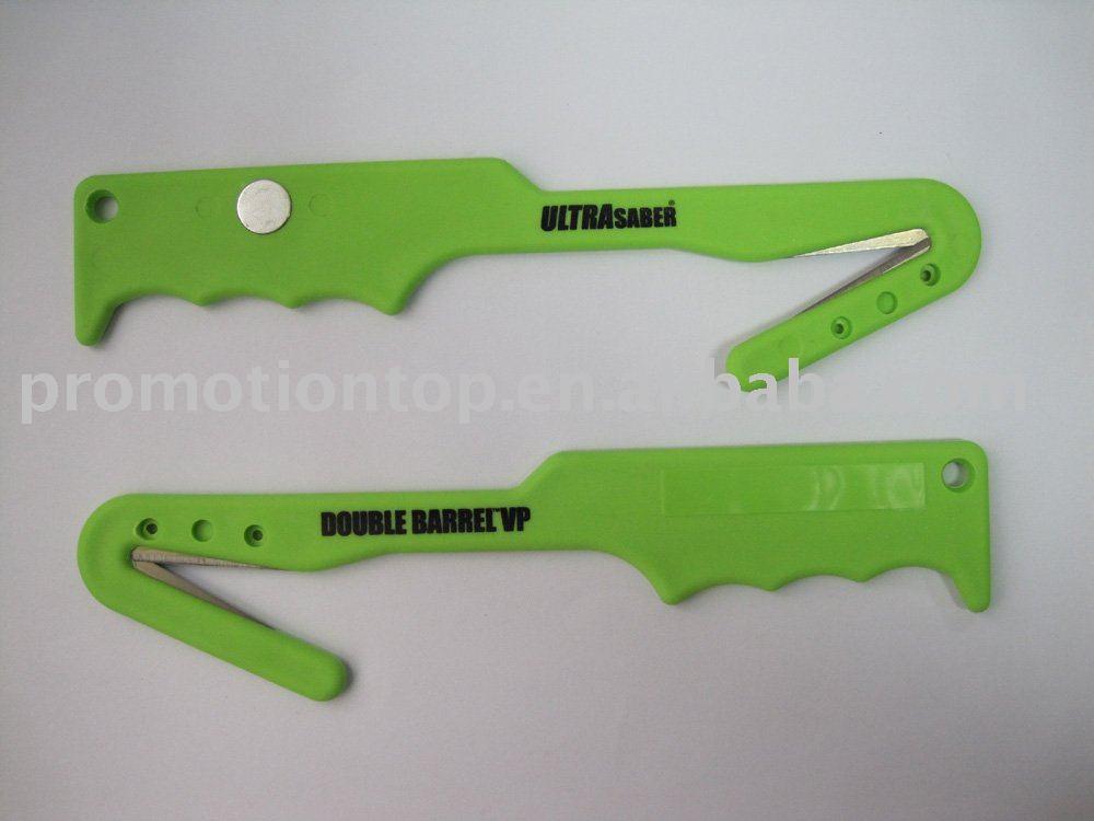plastic box cutter