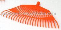 22T plastic leaf rake R22C