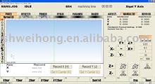 Weihong ncstudio doppio/tre assi waterjet cnc sistema di controllo