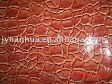 high-light,printedpvc sofa and bag leather