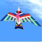 large delta ktie flying brids kite