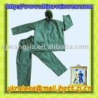 plastic rainsuit/Adult rainsuits with pants