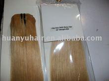 75g full head clip in hair 7pcs 15clips,indian remy hair
