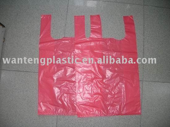 PE t-shirt bag