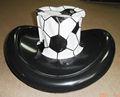 Sombrero de fútbol inflable/sombrero de vaquero/decoración/el tema del partido