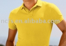 2012 summer New Fashion Mens customer polo shirts design , 100%cotton pique polo many difference colors