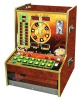 Gambling coin operated Table Roulette machine