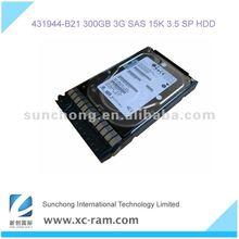 300GB 3G SAS 15K 3.5 SP HDD 431944-B21 Server Hard Drive for HP Server